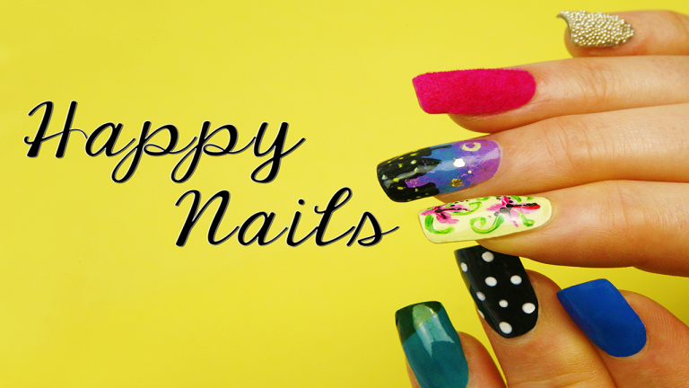 Happy Nails – Nail Art