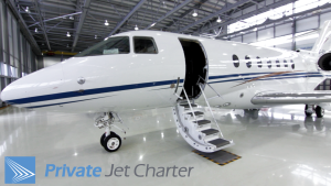 Private Jet Charter (Jet Hanger)