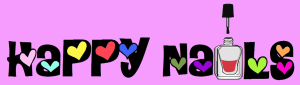 Happy Nails (Nail Technician) Logo 2