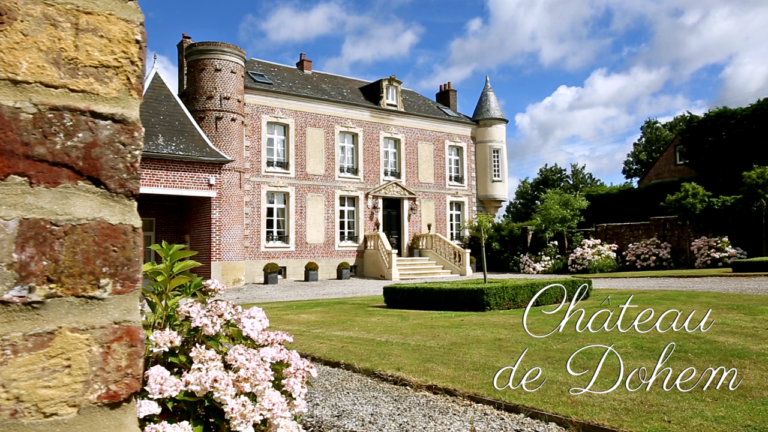 Chateau de Dohem, France